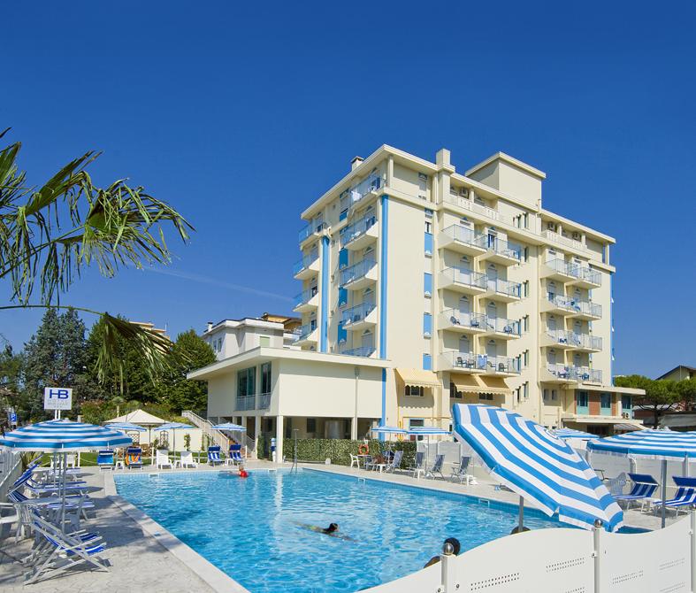 Hotel Bolivar Jesolo